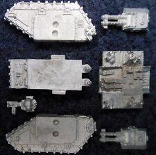 1997 Epic Space Marine Command Land Raider Citadel Imperial Guard 40K Warhammer