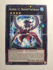 NUMERO 32: DRAGHETTO SQUALO SP14-IT023 STARFOIL - YUGI - YGO