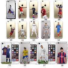 Soccer Messi Ronaldos Zltan bogdisplay Griez Phone Case For iPhone X 8/6s/7Plus