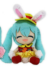 Vocaloid 6'' Hatsune Miku Spring Ver. Yellow Prize Plush Anime Manga NEW