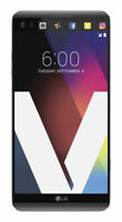 "LG V20 LS997 64GB 16MP 5.7"" Titan Black Android Smartphone - SPRINT"
