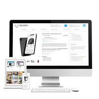 PURUS eBayvorlage Auktionsvorlage Template Vorlage Design responsive 2017