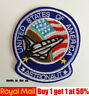 NASA Space Ship Patch Iron On / Sew On Patch Badge