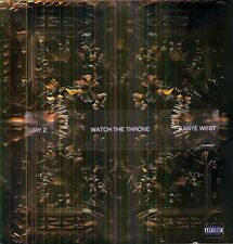 Jay-Z / Kanye West - Watch the Throne [New Vinyl LP]