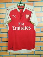 Arsenal London Jersey 2015 2016 Home M Shirt Mens Football Soccer Trikot Puma