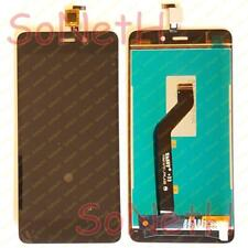 SCHERMO LCD DISPLAY ZTE BLADE X3 A452 CON TOUCH SCREEN NERO