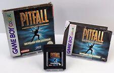 Nintendo Game Boy Color GBC - Pitfall Beyond the Jungle + Anleitung + OVP