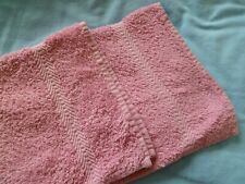 Pink Branded Hand Towel