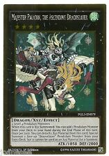 Majester Paladin, the Ascending Dracoslayer PGL3-EN079 Gold Rare Yu-gi-oh Card