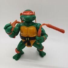Teenage Mutant Ninja Turtles Michaelangelo Hard Head 1988 TMNT w/ Accessories