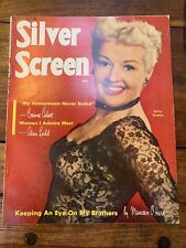 Modern Screen July 1952,BETTY GRABLE Cover Movie Magazine