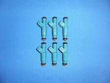 HOLDEN COMMODORE VT-VU-VX-VY ECOTEC V6 REMANUFACTURED FUEL INJECTORS.