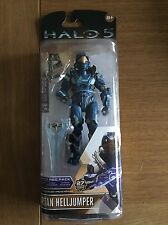 Halo 5 Guardians Series 2 Action Figure Spartan Helljumper