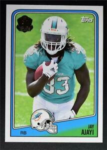 2015 Topps Football 60th Anniversary Throwbacks #T60JA Jay Ajayi
