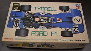 Tyrrell Ford F-1 Tamiya 1/12 Big Scale Series No.9 kit BS1209 1750