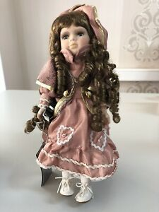 Porcelain Doll, Dimontti, Italy Style