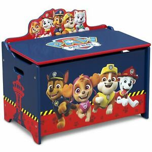 Nick Jr. PAW Patrol Deluxe Toy Box by Delta Children