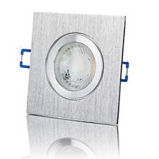 LED Einbaustrahler 230V IP44 Bad Außen Feuchtraum Einbauleuchte Spot - lambado®