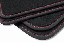 4 TAPIS DE SOL VELOUR NOIR ORIGINE SEAT LEON 5F TOP SPORT 2012