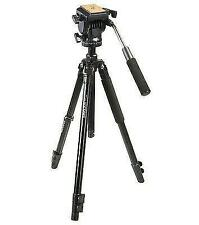 KINGJOY VT-1200 Professional Portable Tripod with Video Head