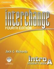 Interchange Intro Student's Book a with Self-Study DVD-ROM (Mixed Media Product)