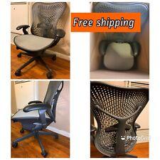 Herman Miller Mirra Chair Mesh Office Chair Read Description*