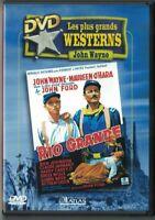 DVD RIO GRANDE LES PLUS GRANDS WESTERNS OCCASION