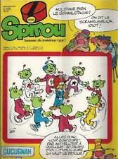 JOURNAL DE SPIROU N°2092 . 1978 + L'ALBUM À BOM . (135)