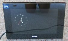 "Sony DPF-V900 9"" Digital Picture Frame Black with Clock & Calendar"