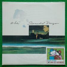 a ha / a-ha - Scoundrel Days(Norway / Norwegian) 86 korea vinyl lp Promo Sealed