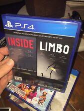 Interior limbo paquete doble: Playstation 4 [sellado] PS4 Nueva Envío Gratuito