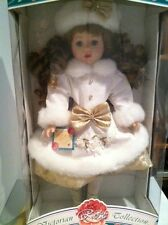Victorian Rose Collection-Genuine Porcelain Doll by Melissa Jane NEW # 11197