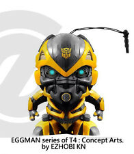 Transformers 4 Bumble Bee AOE Egg Fusion Mini Figure Earphone Plugy Ezhobi