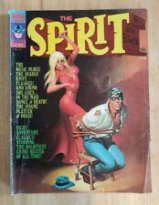 The Spirit #11 by Will Eisner (December 1975, Warren)