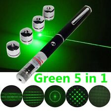 Green 532nm 5 In 1 Presenter Powerpoint Laser Pointer Presentation Remote Pen