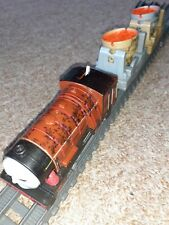 Trackmaster REVOLUTION Thomas & friends train MOTORISED HURRICANE & LAVA TRUCKS