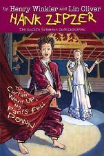 The Curtain Went Up, My Pants Fell Down #11 (Hank Zipzer) - VeryGood - Winkler,