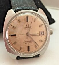 VINTAGE OMEGA SEAMASTER COSMIC CAL.565 STAINLESS STEEL AUTOMATIC 166.022