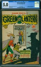 Green Lantern 12 CGC 5.0 - OW/W Pages