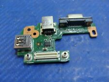 "Dell Inspiron N5110 15.6"" OEM DC IN Power USB VGA-Out Board 48.4IF05.011 ER*"