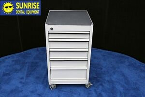 Mobile Dental Cart by Snap-On Tools w/5 drawers !!