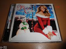 MARIAH CAREY cd MERRY X-MAS 2 argentina release OH SANTA charlie brown christmas