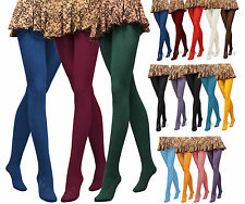 Ladies Women Warm Winter Tights 180 den Acrylic Size 2 - 5 new