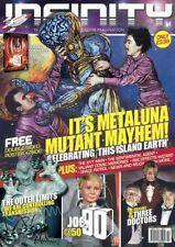 Infinity Magazine #6 2017 The Prisoner 50 Years History of 2000ad Christy Mari