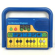 La Musique Magique de Texas Instruments / Vintage