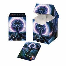ULTRA PRO DECK BOX Nicol Bolas Dragon God War of the Spark FOR 100 MTG CARDS