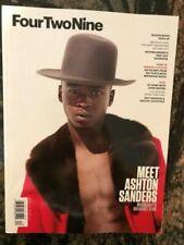 Four Two Nine Magazine Nico Tortorella Dustin Lance Black Spring Fashion Issue