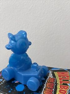 Cure Toys Hellbox Race Car Blue GID 2012 mishka Boogie Man Ggml Nagnagnag Kaiju