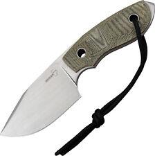 """Boker Plus Bob Knife 02BO273 7 3/4"""" overall. 3 3/4"""" AUS-8 stainless blade. Full"""