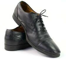 Cole Haan C12324 Adams Cap Toe II Black Leather Oxford Dress Shoe Mens sz 9.5 M